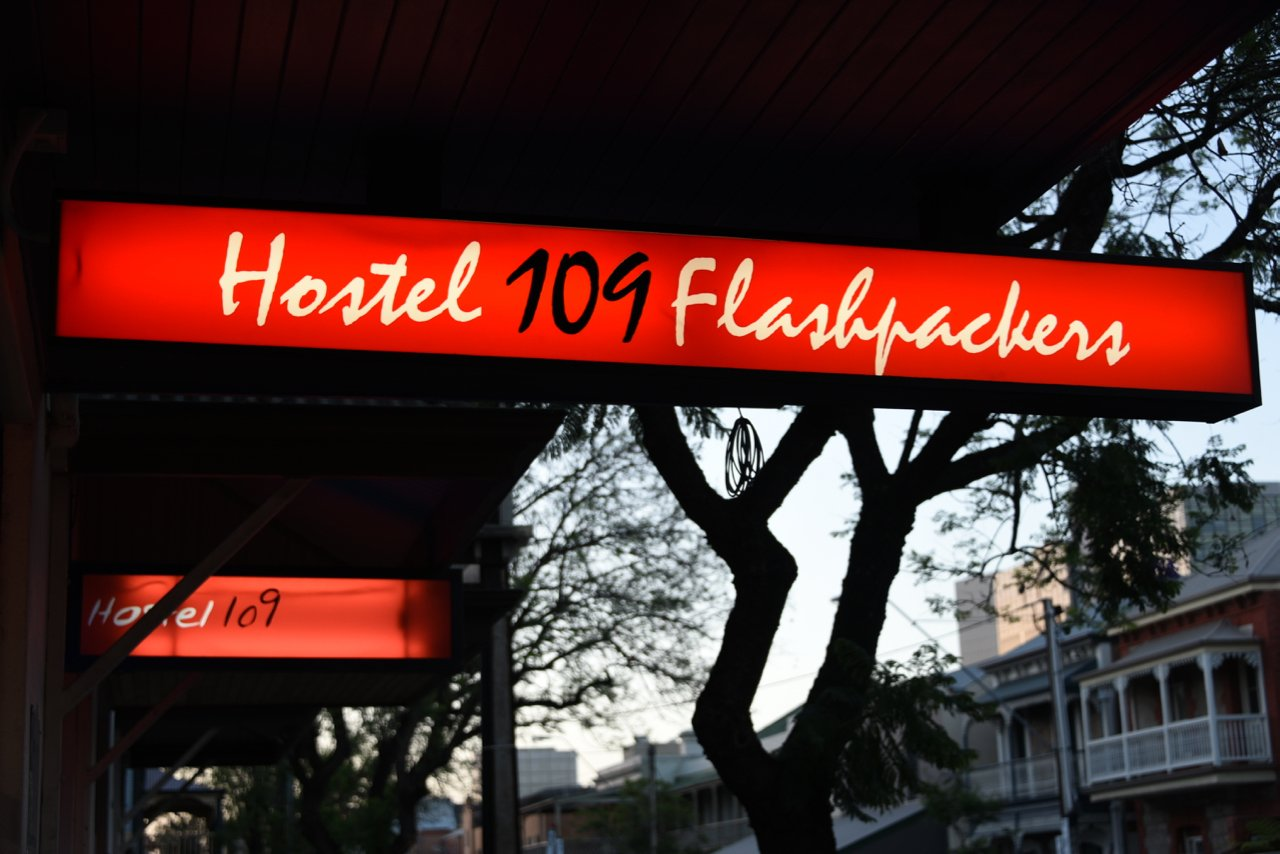 Hostel 109 Flashpackers