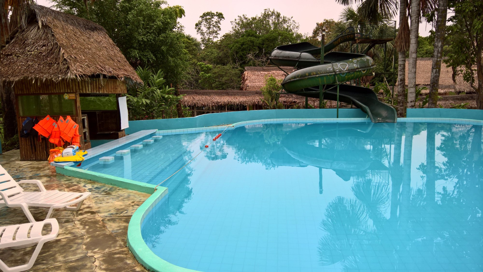 Amazon Rainforest Lodge