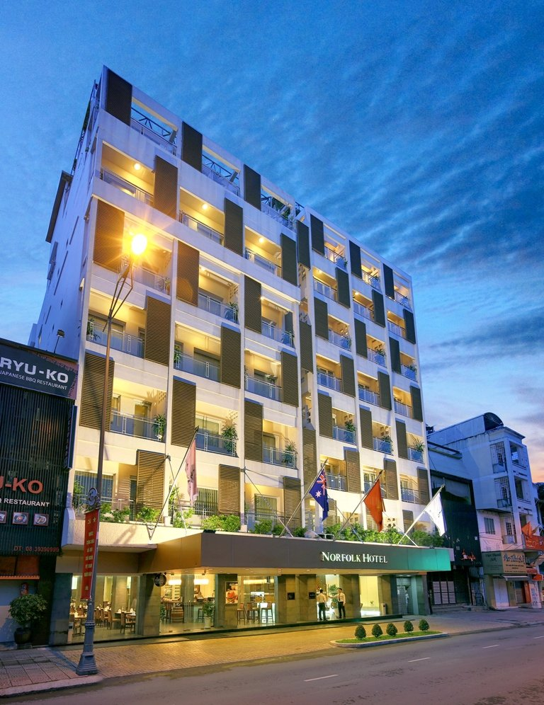 Norfolk Hotel Saigon