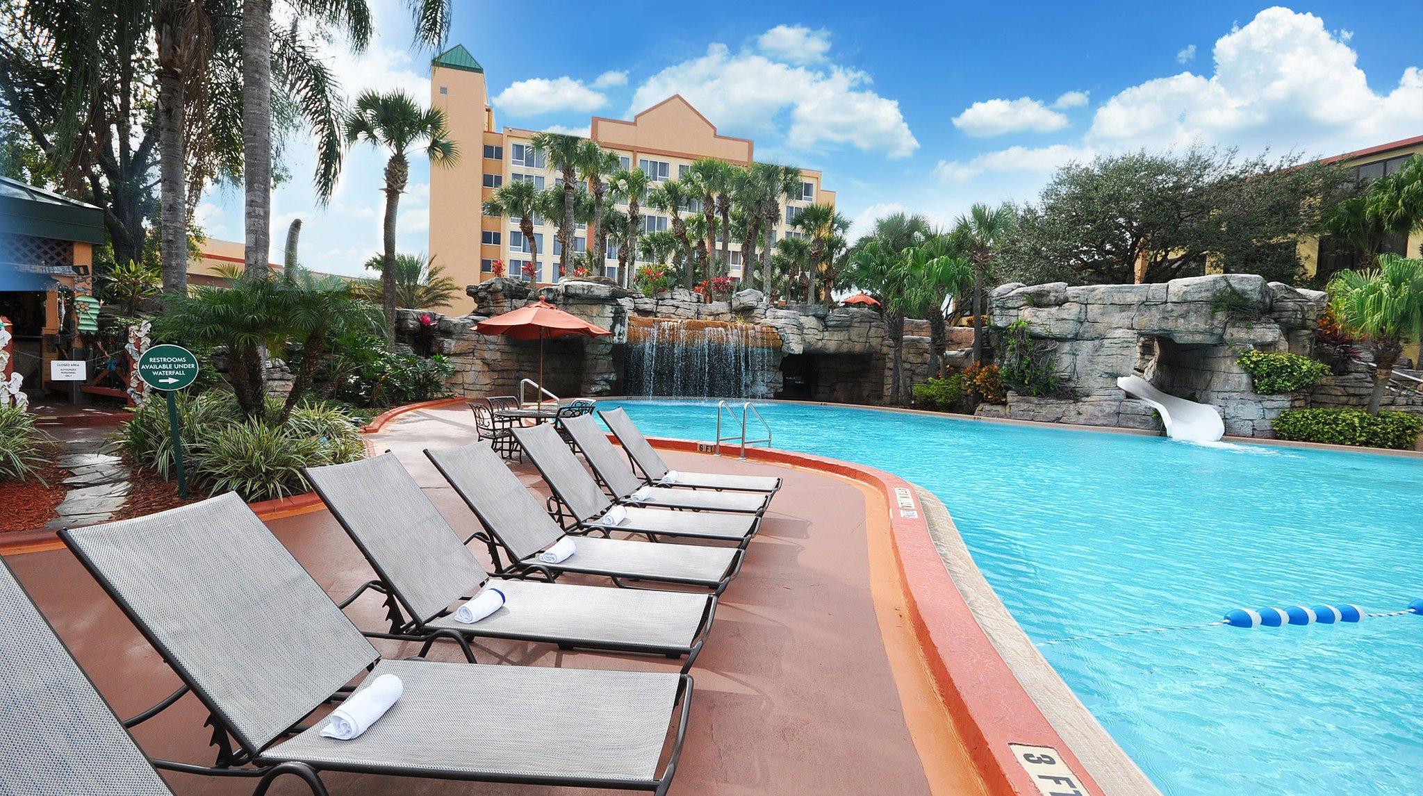 奧蘭多-慶典拉迪森飯店