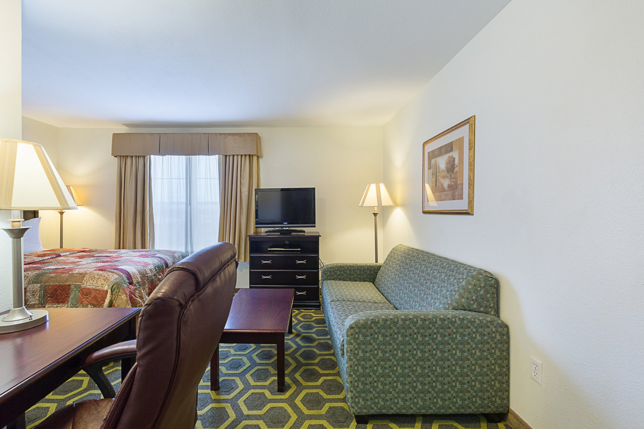 MainStay Suites Texas Medical Center/Reliant Park