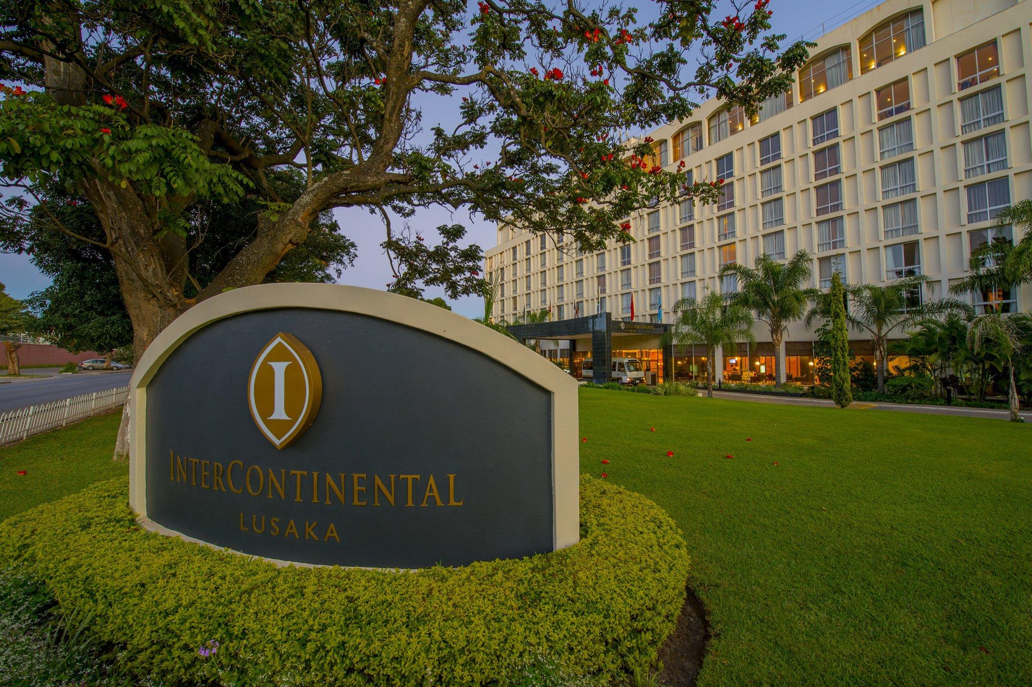 โรงแรมอินเตอร์คอนติเนนตัล ลูซากา