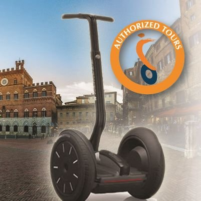 ‪CSTRents Experience Tours & Rents - Siena Segway PT Authorized Tour‬