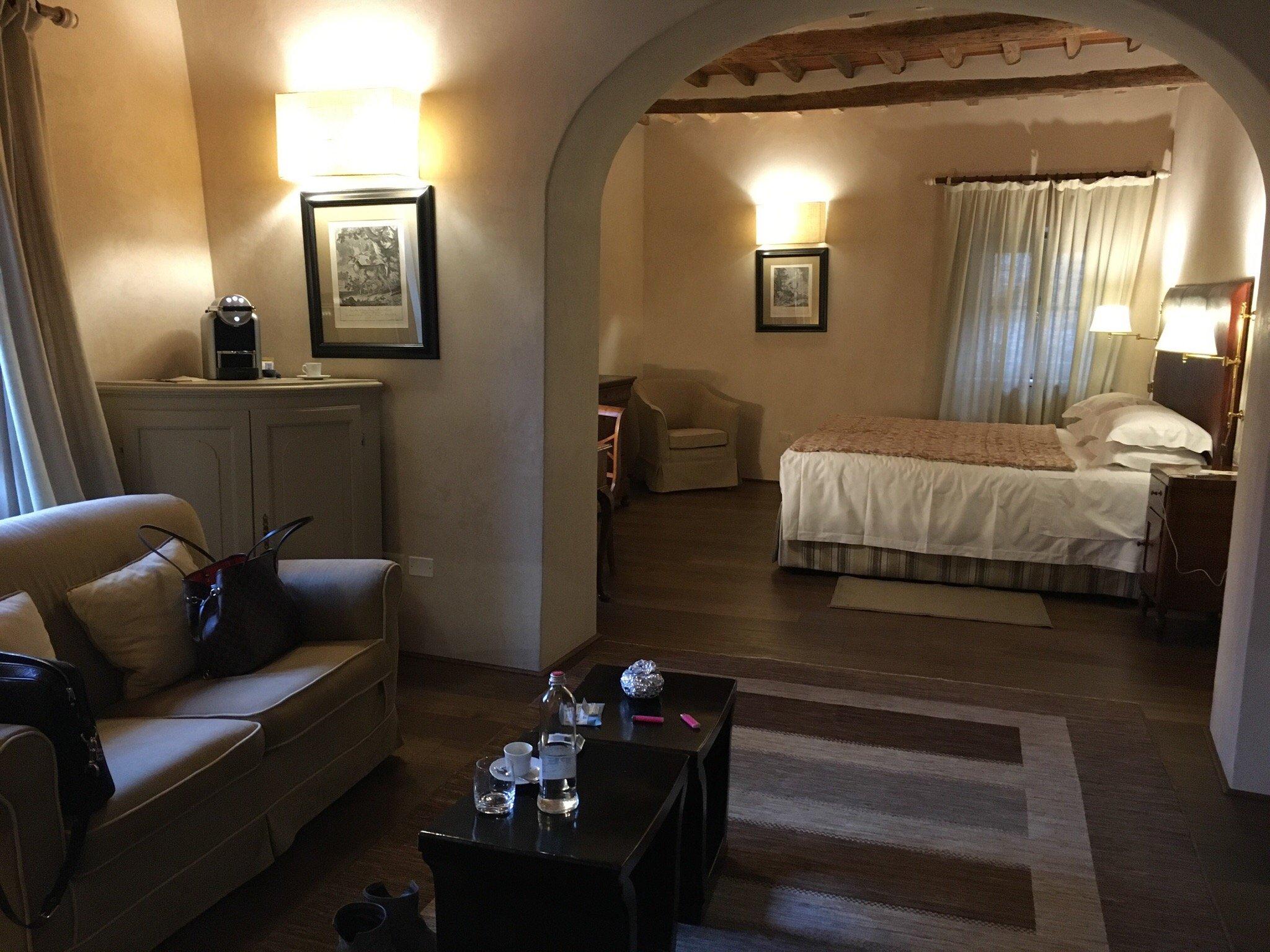 Relais et Chateaux Il Borro