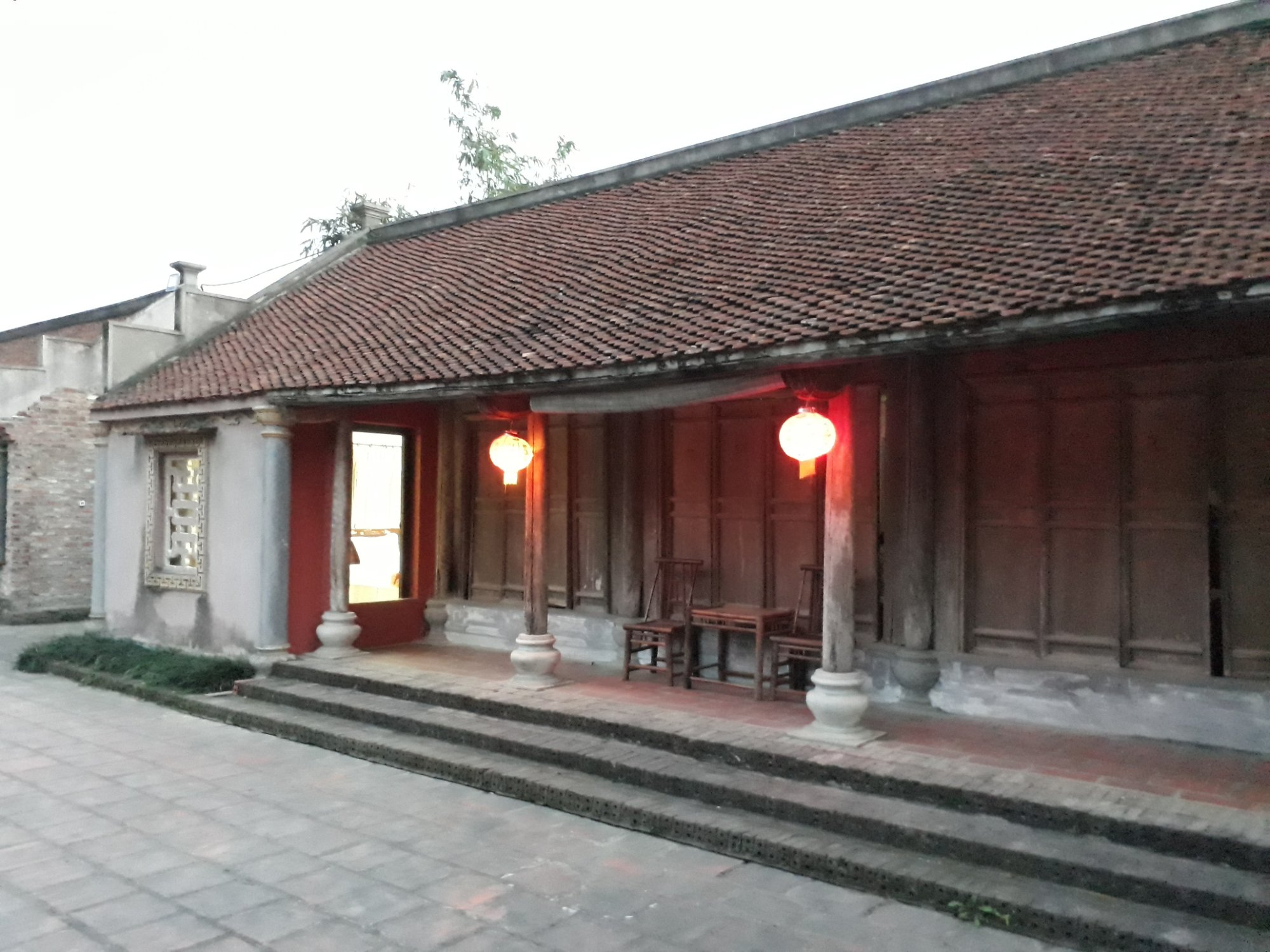 Lang Viet Co Hotel