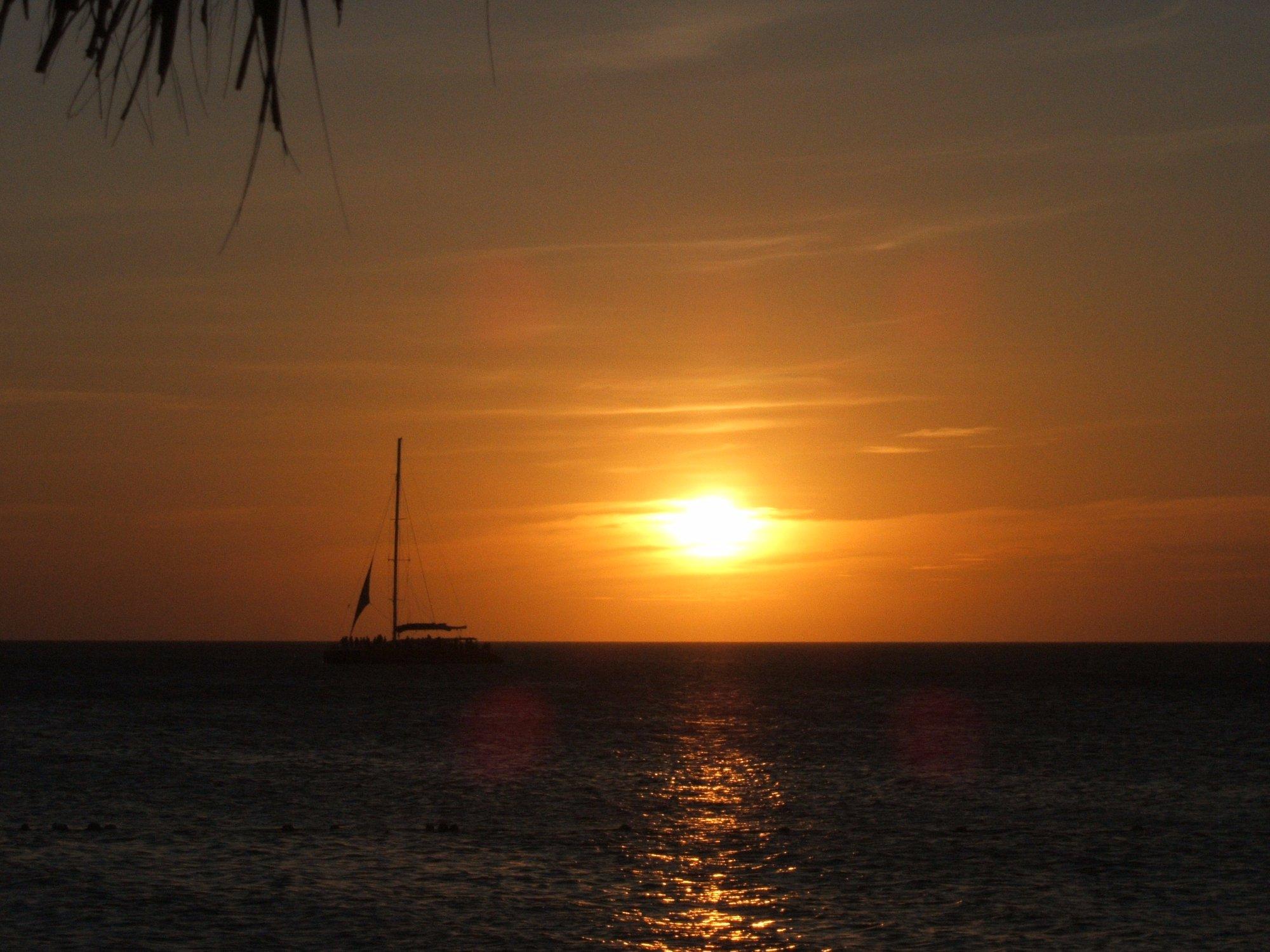 tramonto senza fiato...