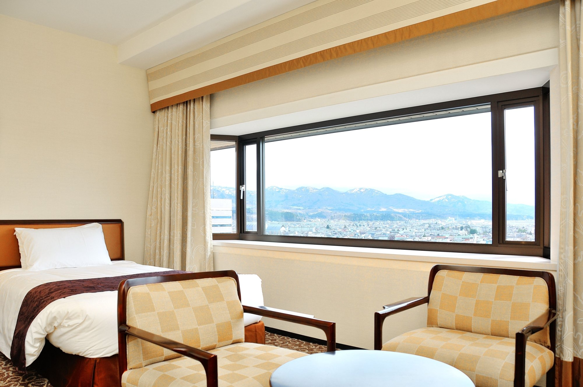 長岡新大谷飯店