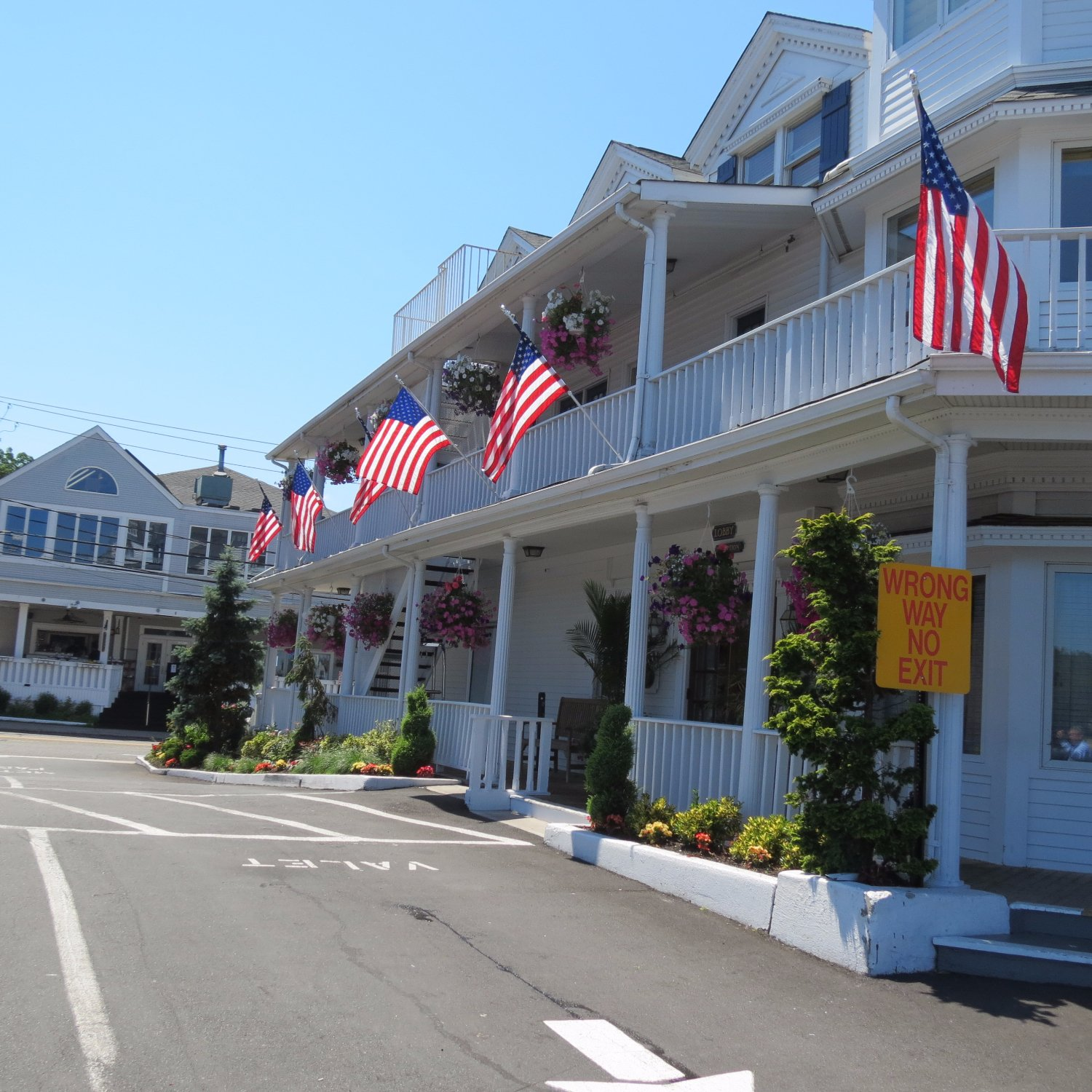 Danfords Hotel and Marina Port Jefferson NY 2018 Review