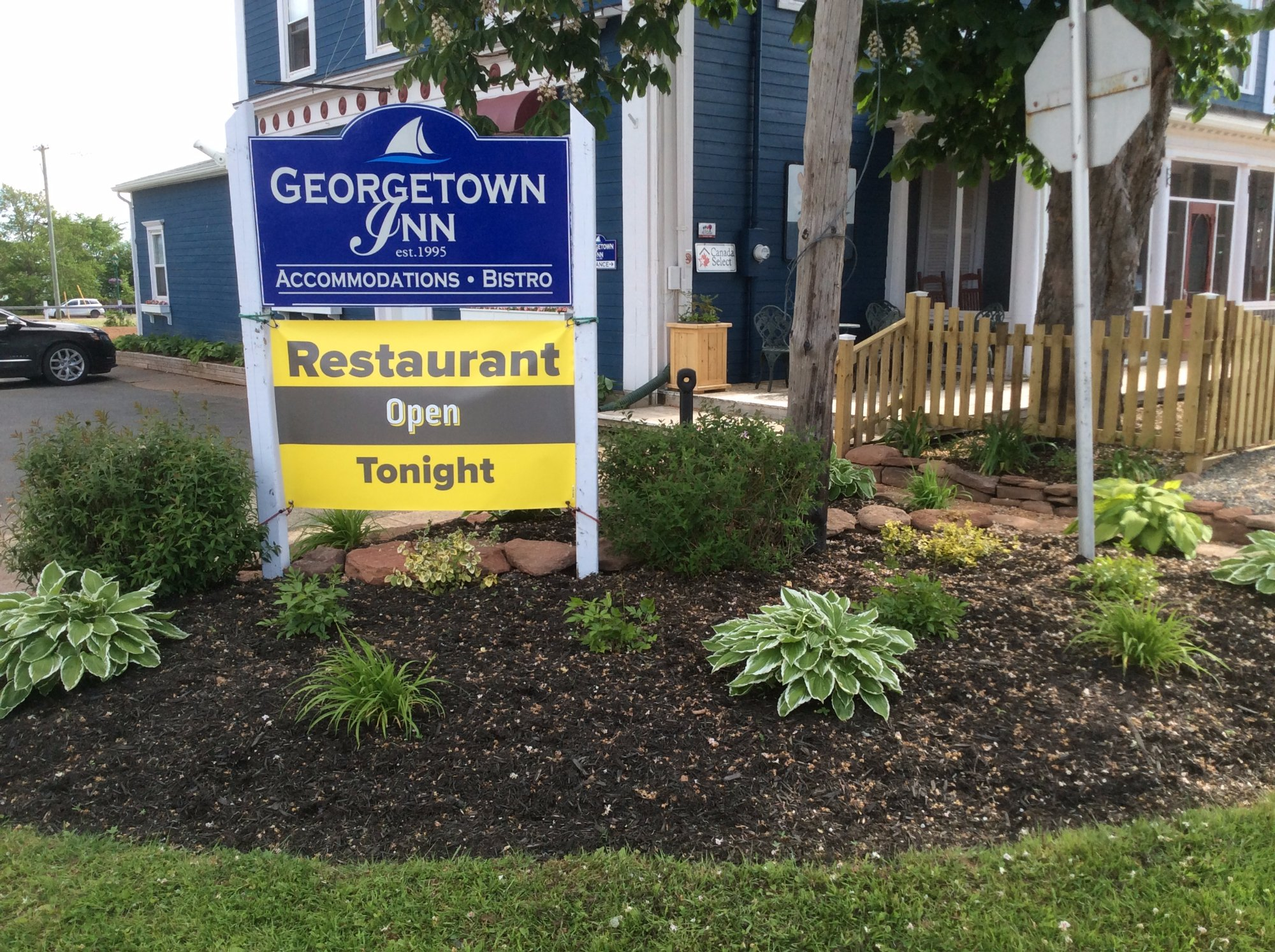 Georgetown Historic Inn