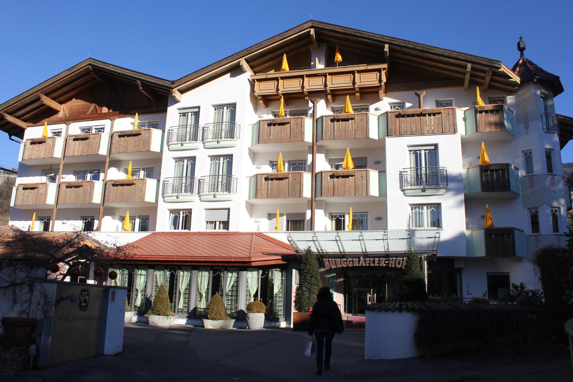 Hotel Burggraeflerhof