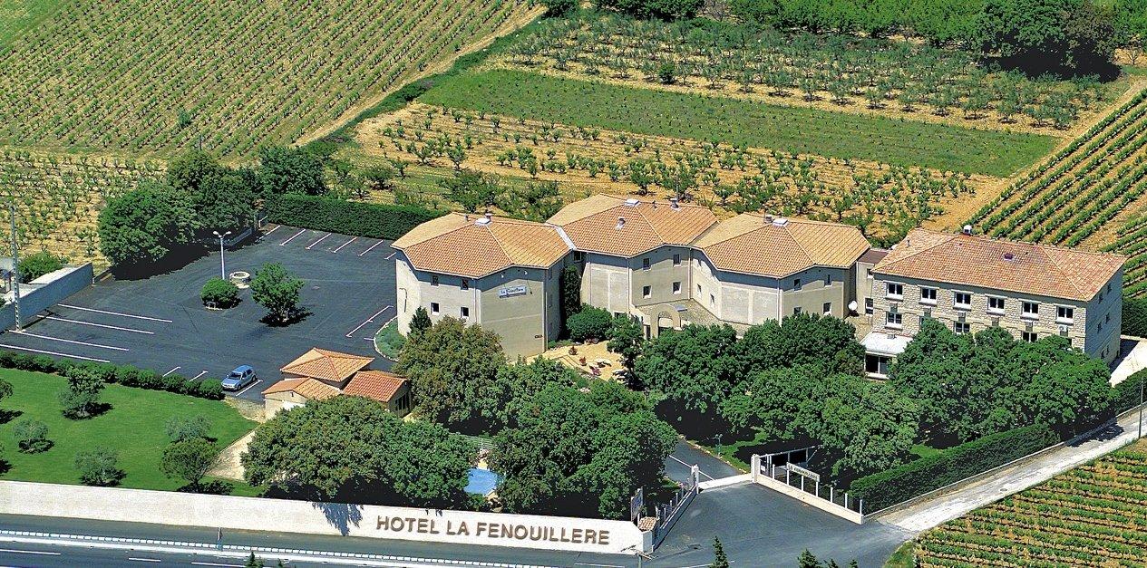 Hotel Restaurant la Fenouillere