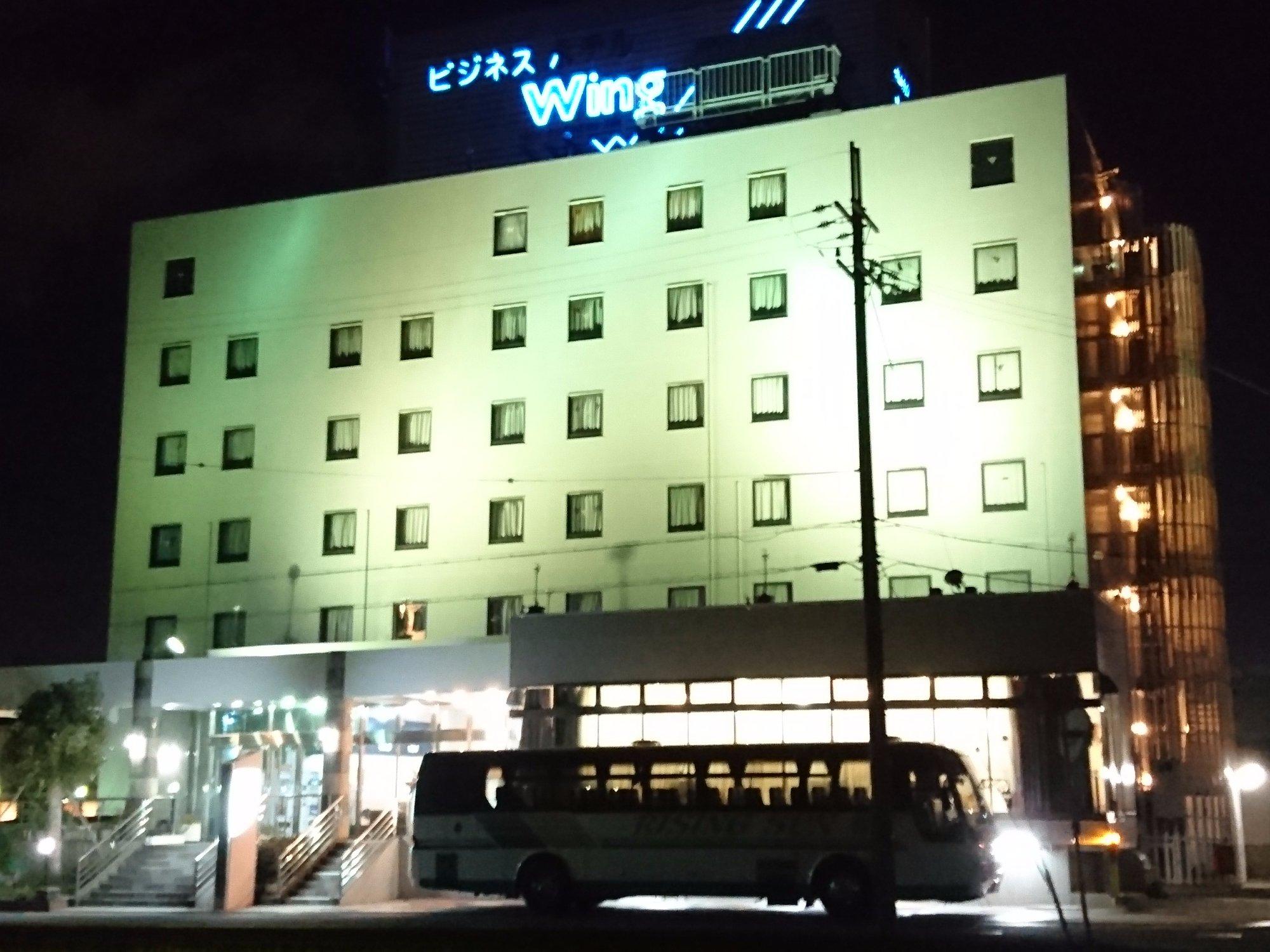 ホテルユタカウィング