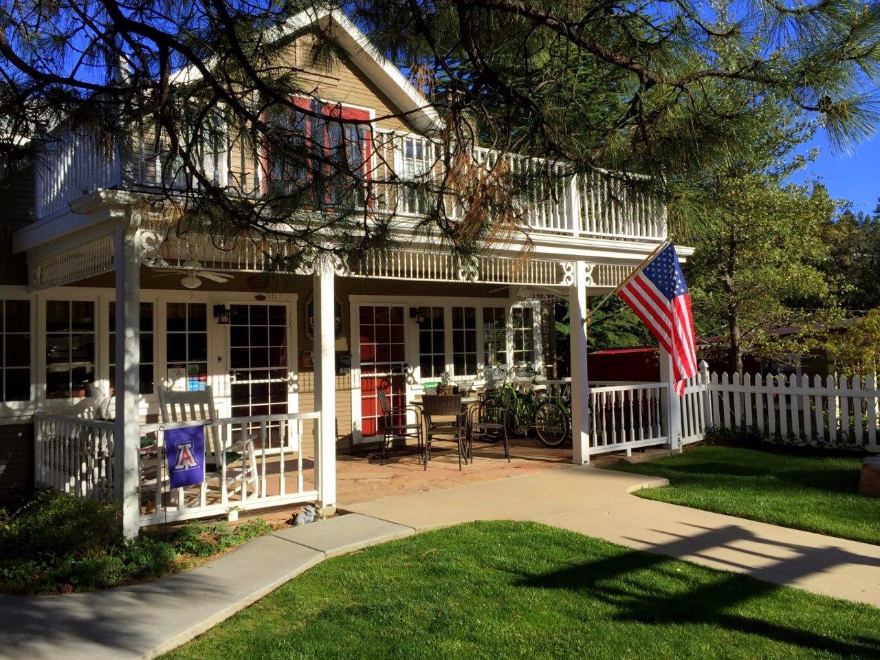 Prescott Pines Inn Bed And Breakfast Updated 2017 B B