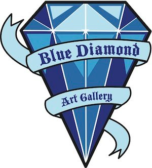 Blue Diamond Art Gallery