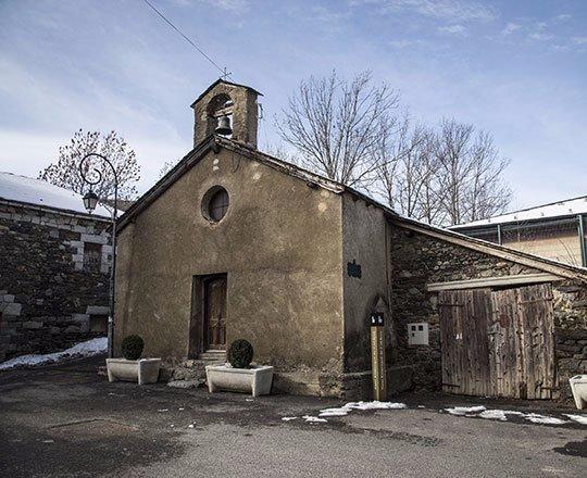 Sant Ermengol de l'Aldosa