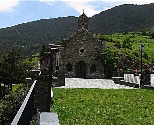 Sanctuaire de Canòlich