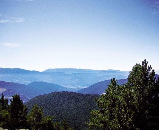Cami de Fontaneda - Collada de la Gallina