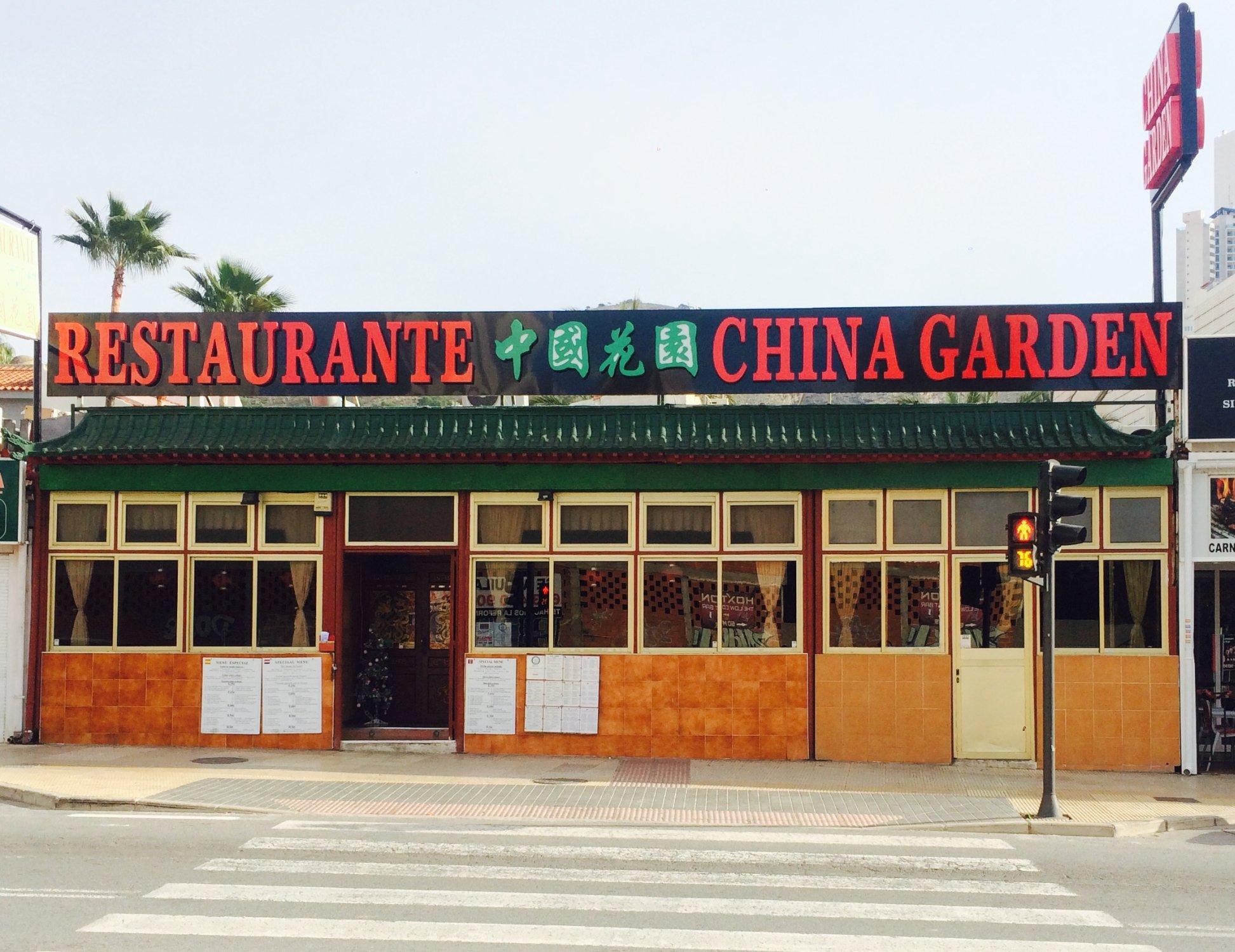 China Garden Benidorm Restaurant Reviews Phone Number