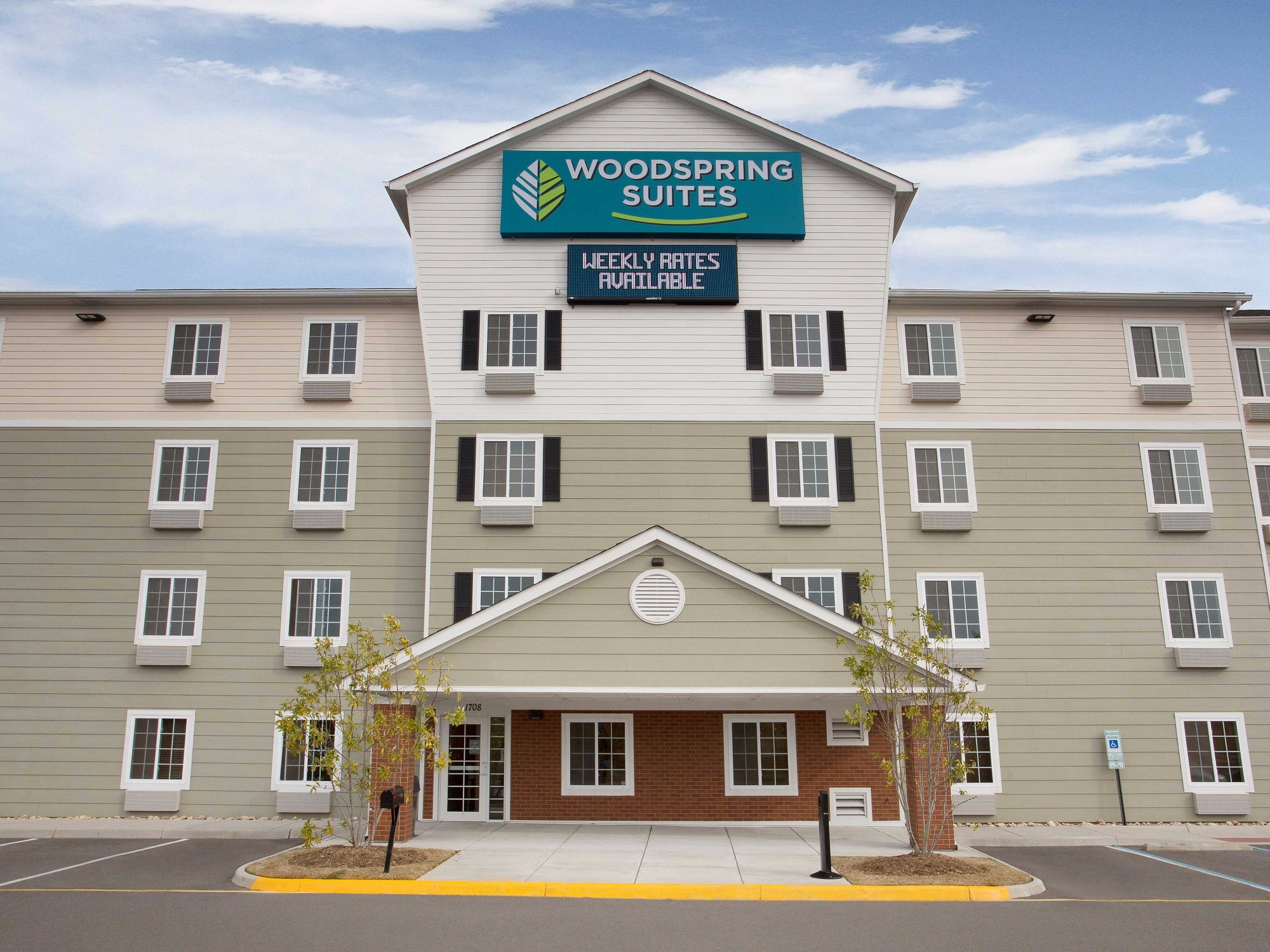 WoodSpring Suites Chesapeake-Norfolk Greenbrier