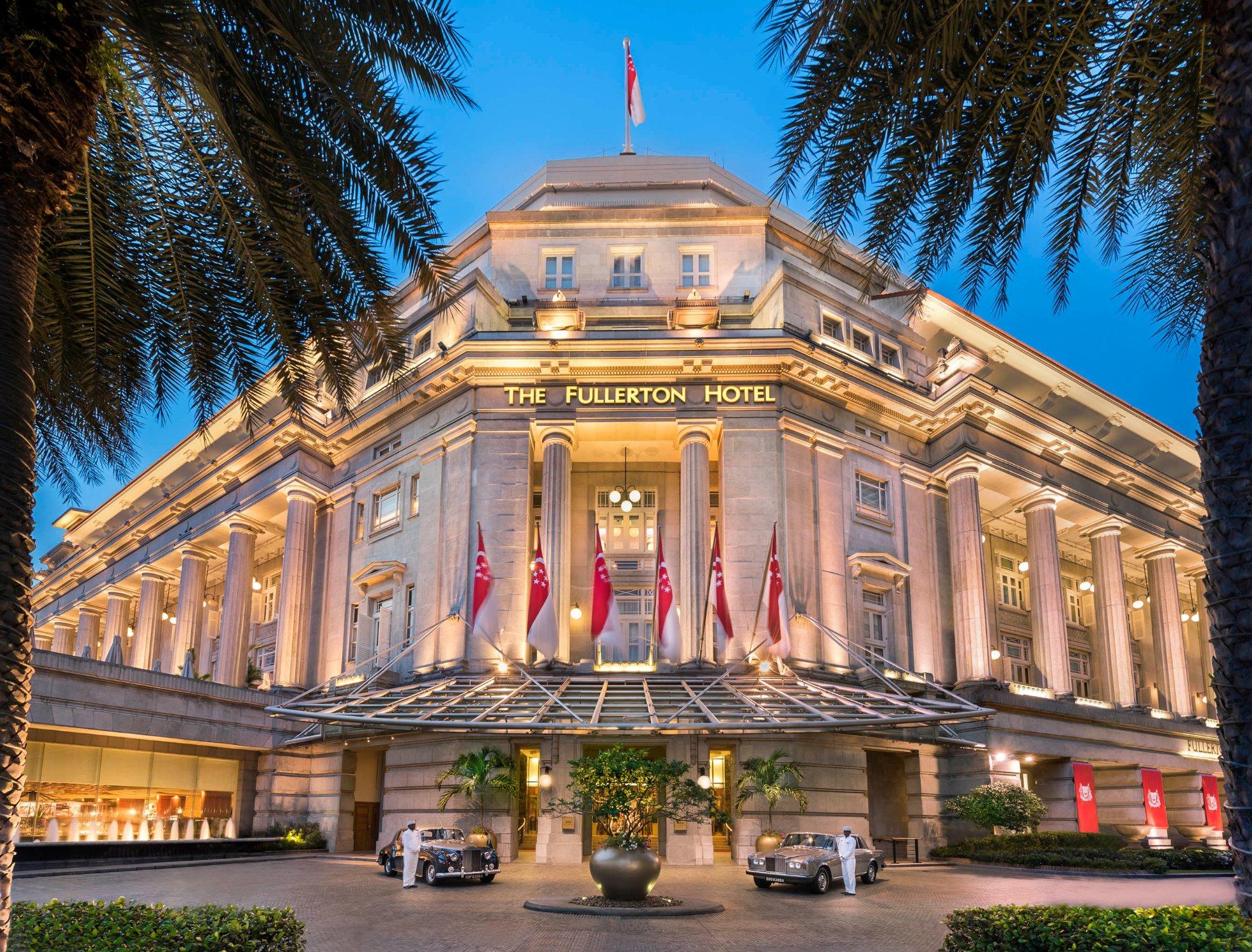 新加坡浮爾頓酒店