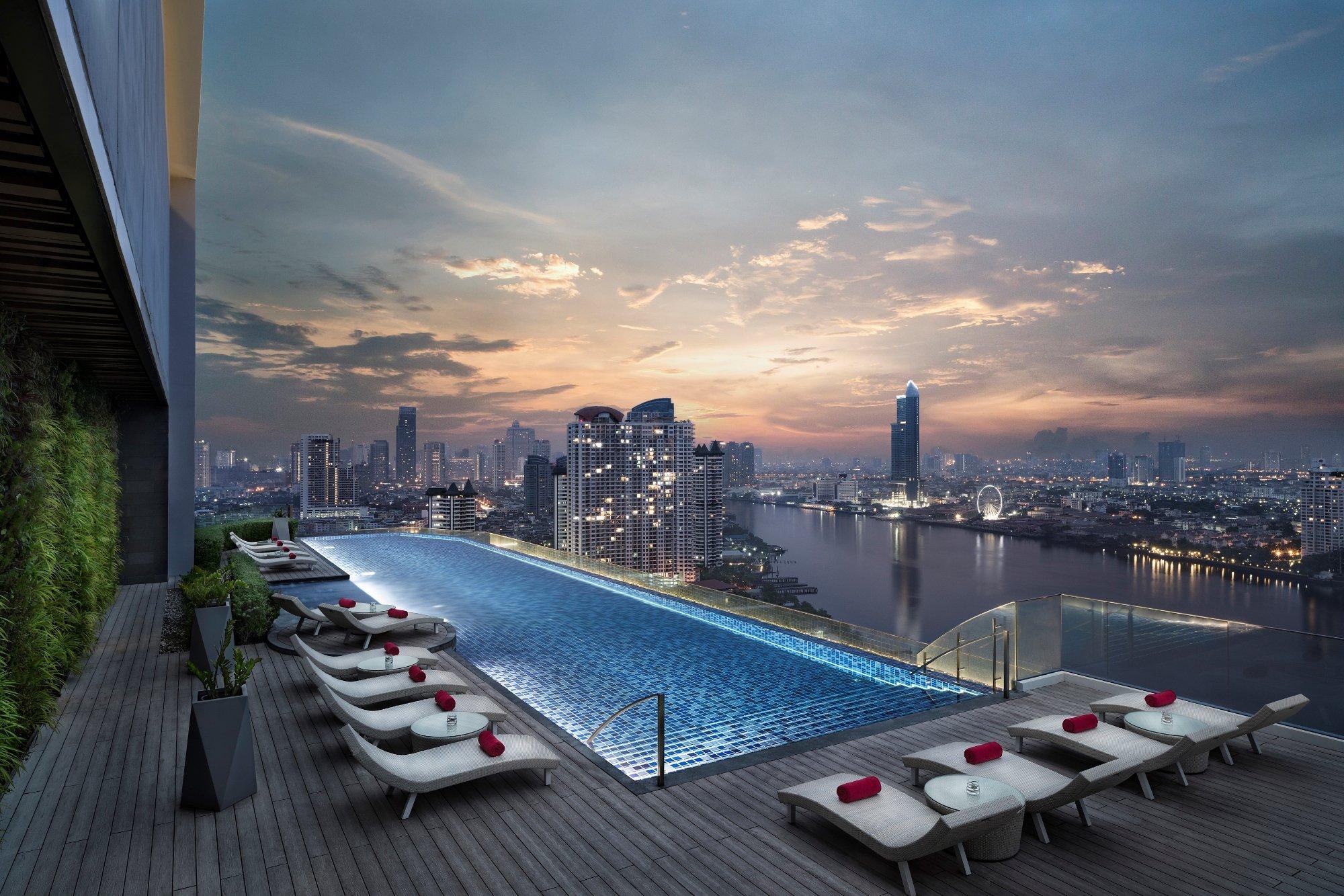 Hotels homosexuelles Bangkok Thailand