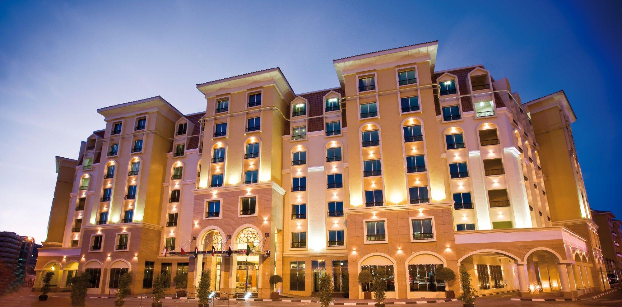迪拜德伊勒安凡尼酒店