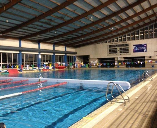 Centro deportivo Els Serradells