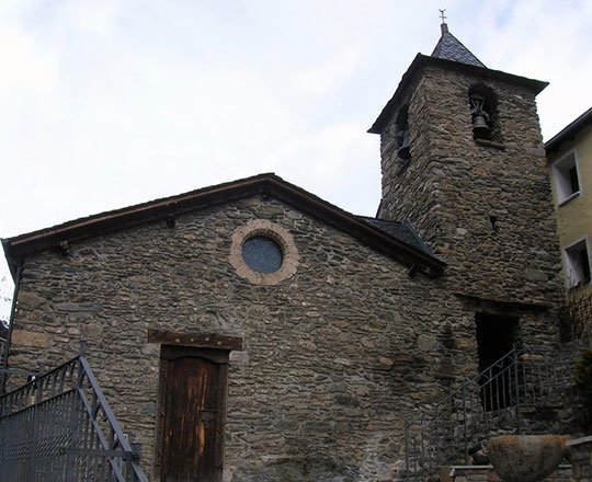 ‪Church of Sant Andreu d'Arinsal‬