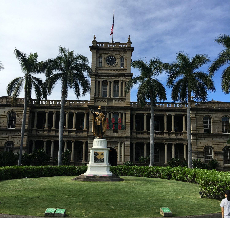The Courthouse, Honolulu