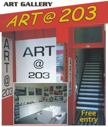 Art@203 Gallery