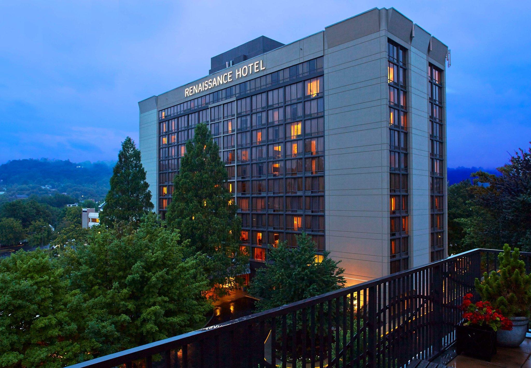 르네상스 애슈빌 호텔