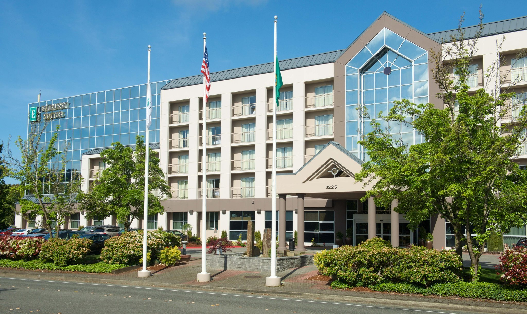 Embassy Suites by Hilton Seattle Bellevue