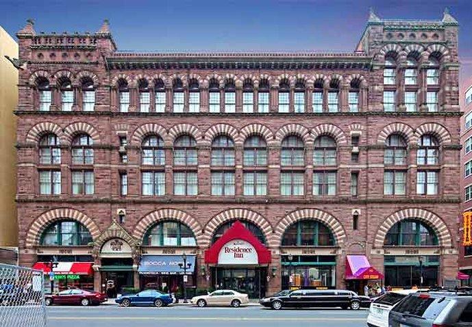 Residence Inn Hartford Downtown