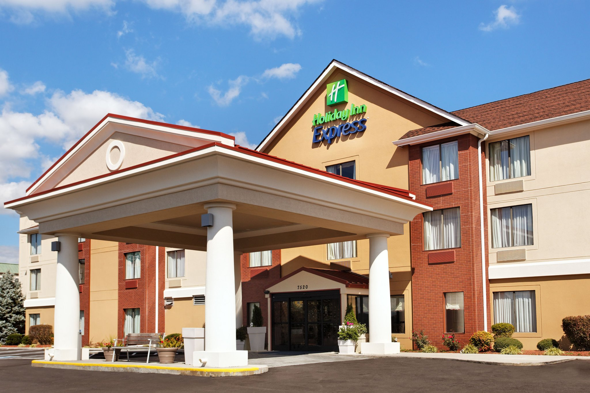 ‪Holiday Inn Express Knoxville North‬