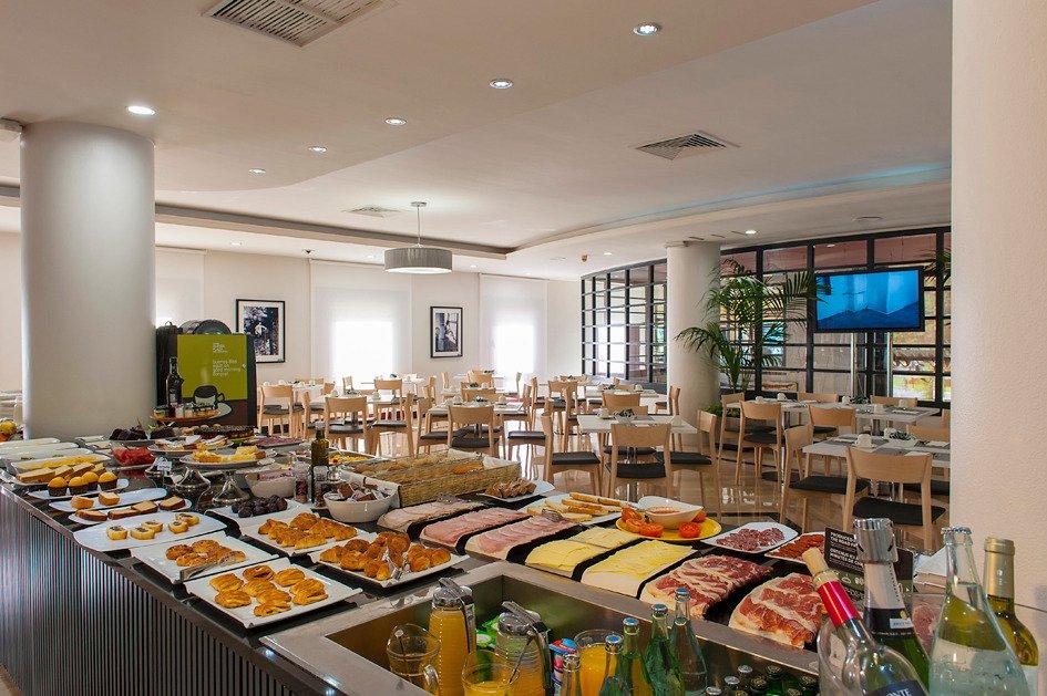 Silken Amara Plaza Hotel