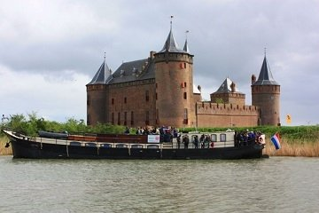 Amsterdam Tourist Ferry - Boat Excursions