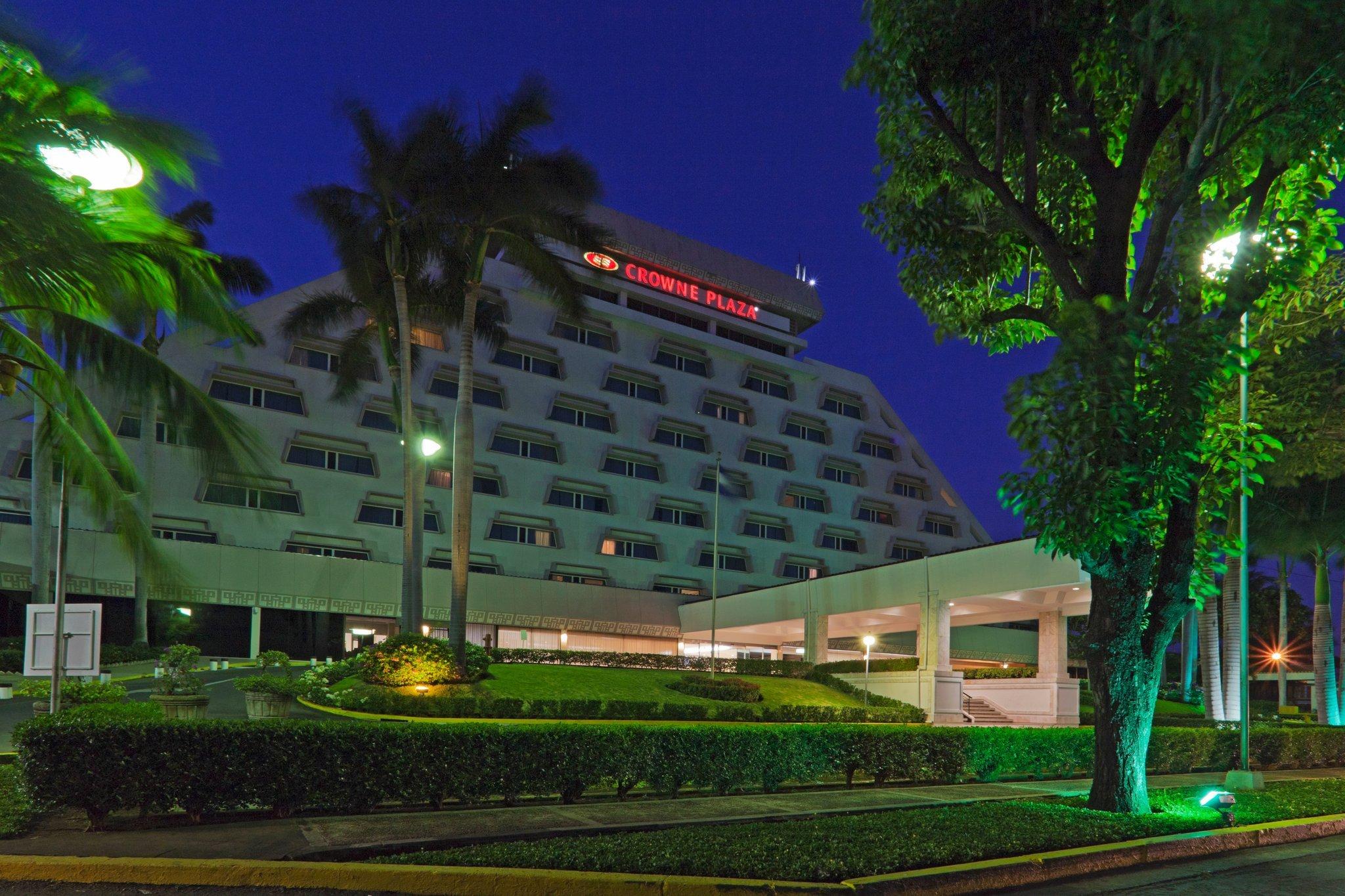 クラウン プラザ ホテル マナグア
