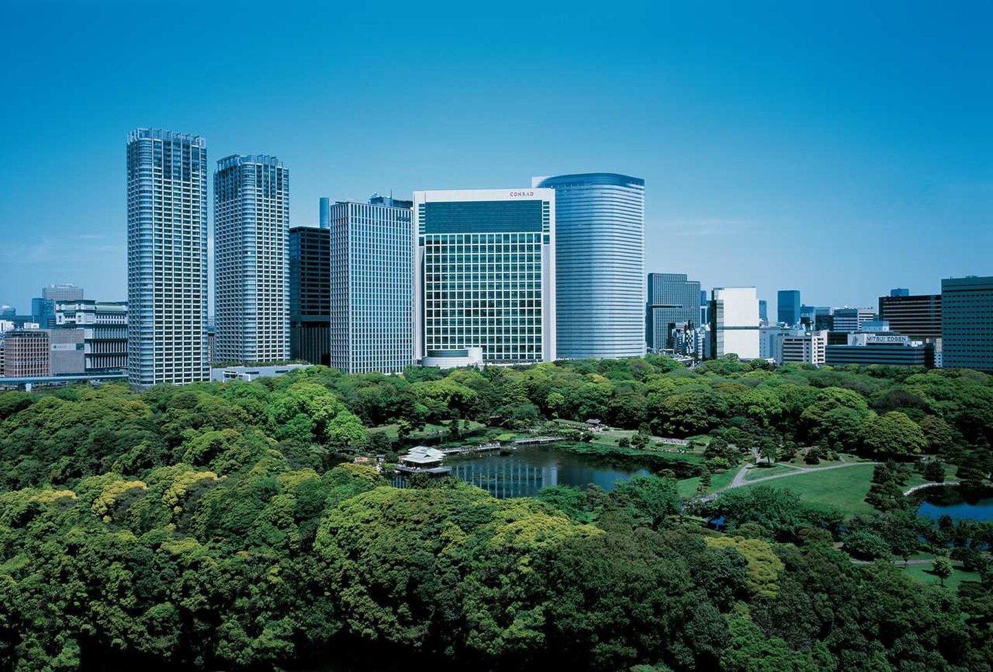 โรงแรมคอนราด โตเกียว