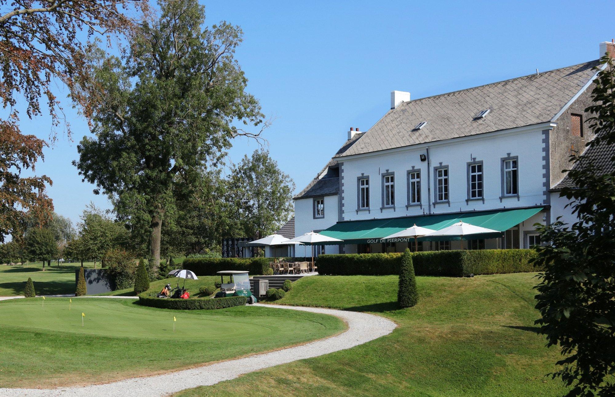Hotel Golf de Pierpont