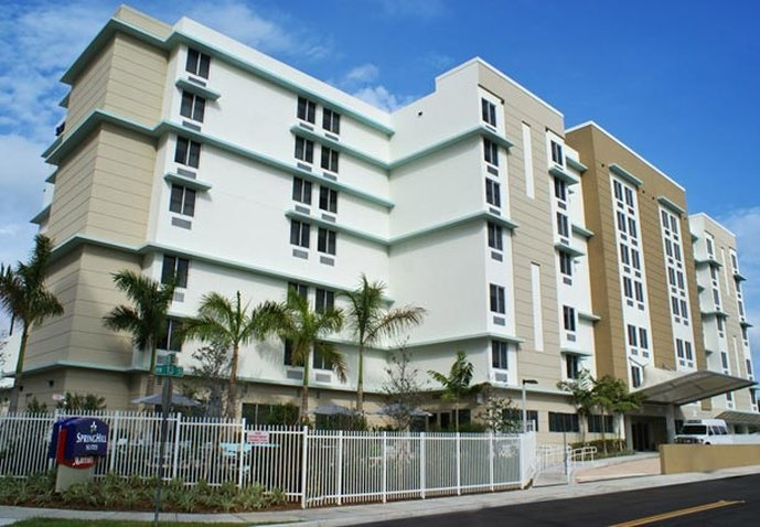 ‪SpringHill Suites Miami Airport East/Medical Center‬
