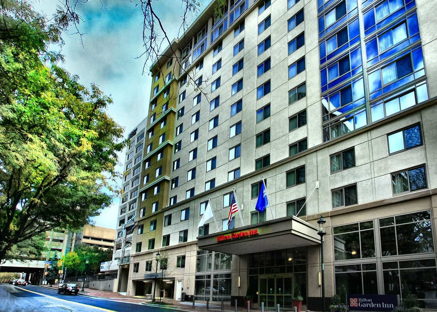 Hilton Garden Inn Washington Dc Bethesda Md Updated