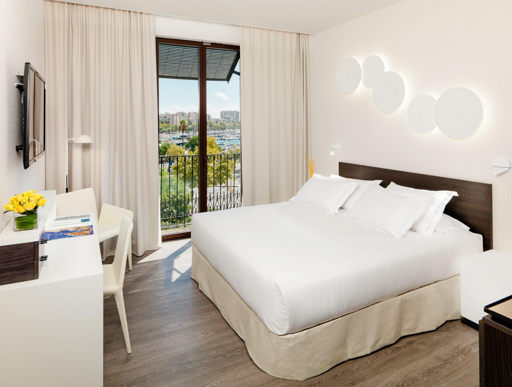 H10 Port Vell Hotel Barcelone Espagne voir les tarifs 107