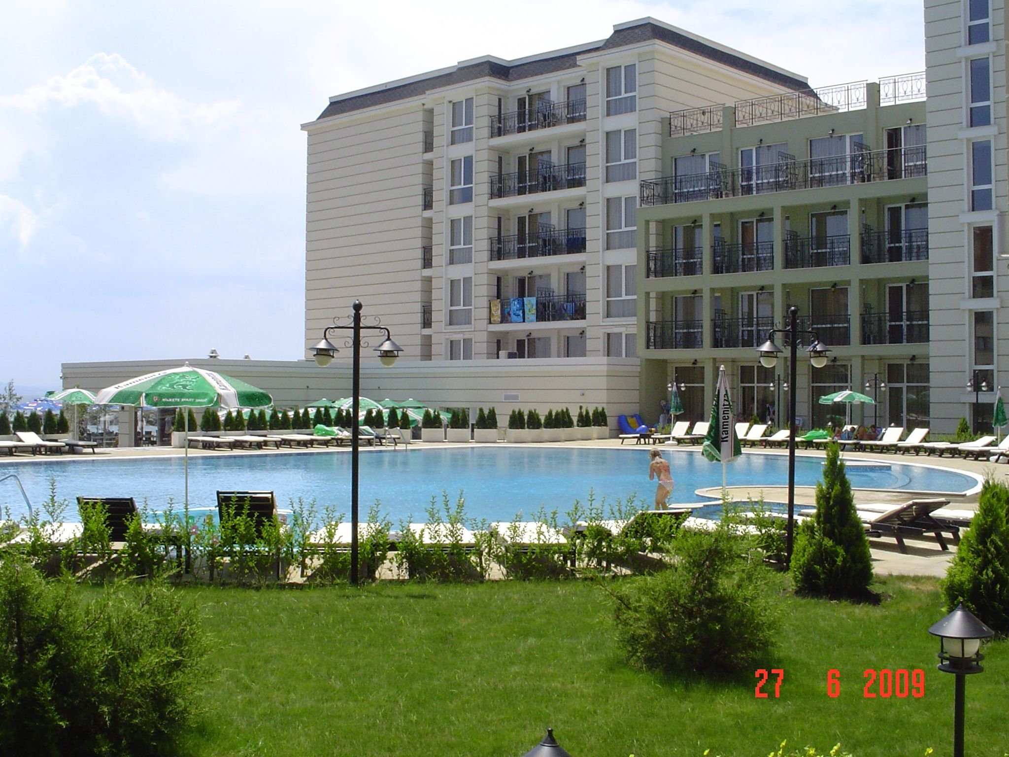 Festa Pomorie Resort
