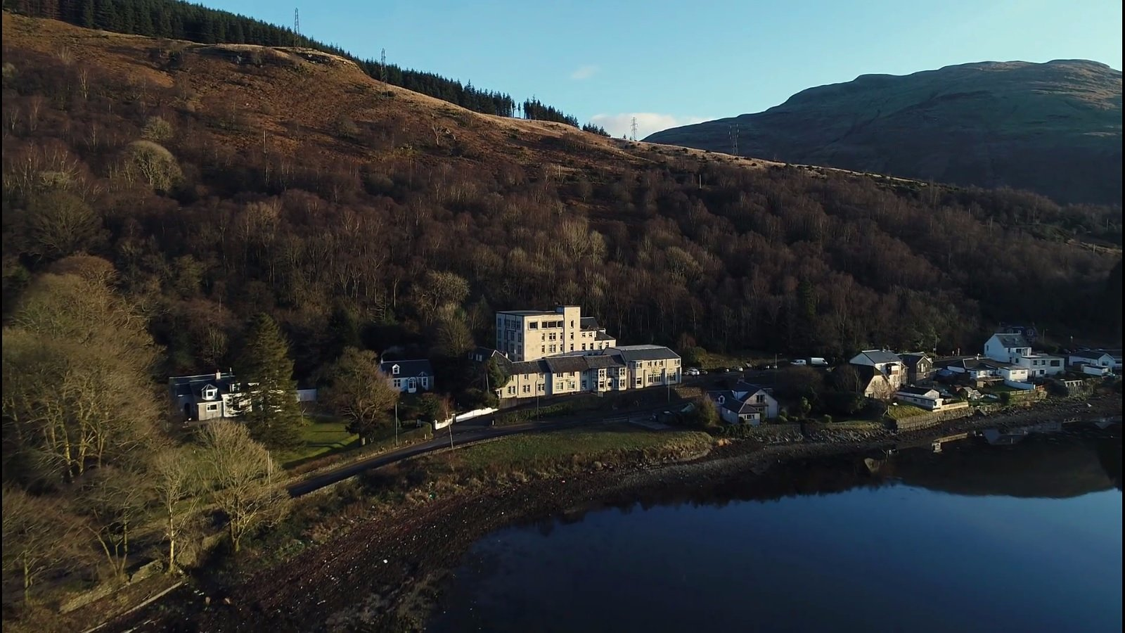 The gardens at Mount Stuart House - Picture of Loch Long Hotel ...