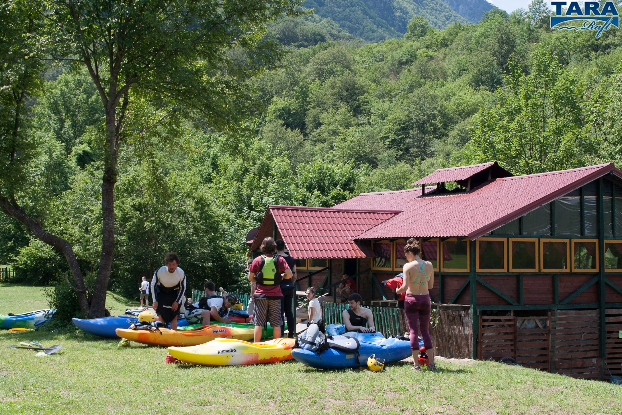 "Rafting Center ""TARA-RAFT"""