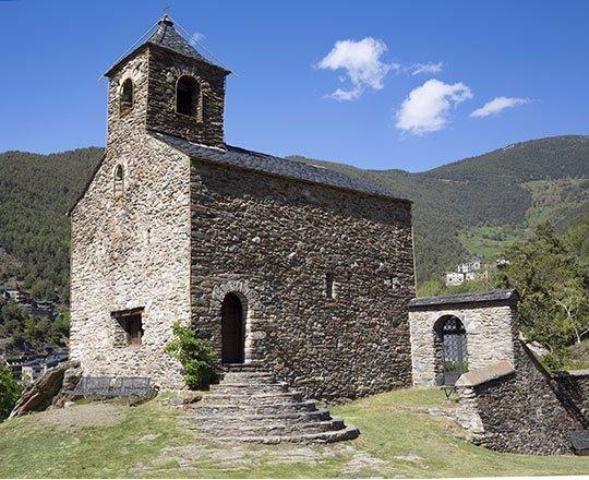 Iglesia San Cristofol d'Anyos