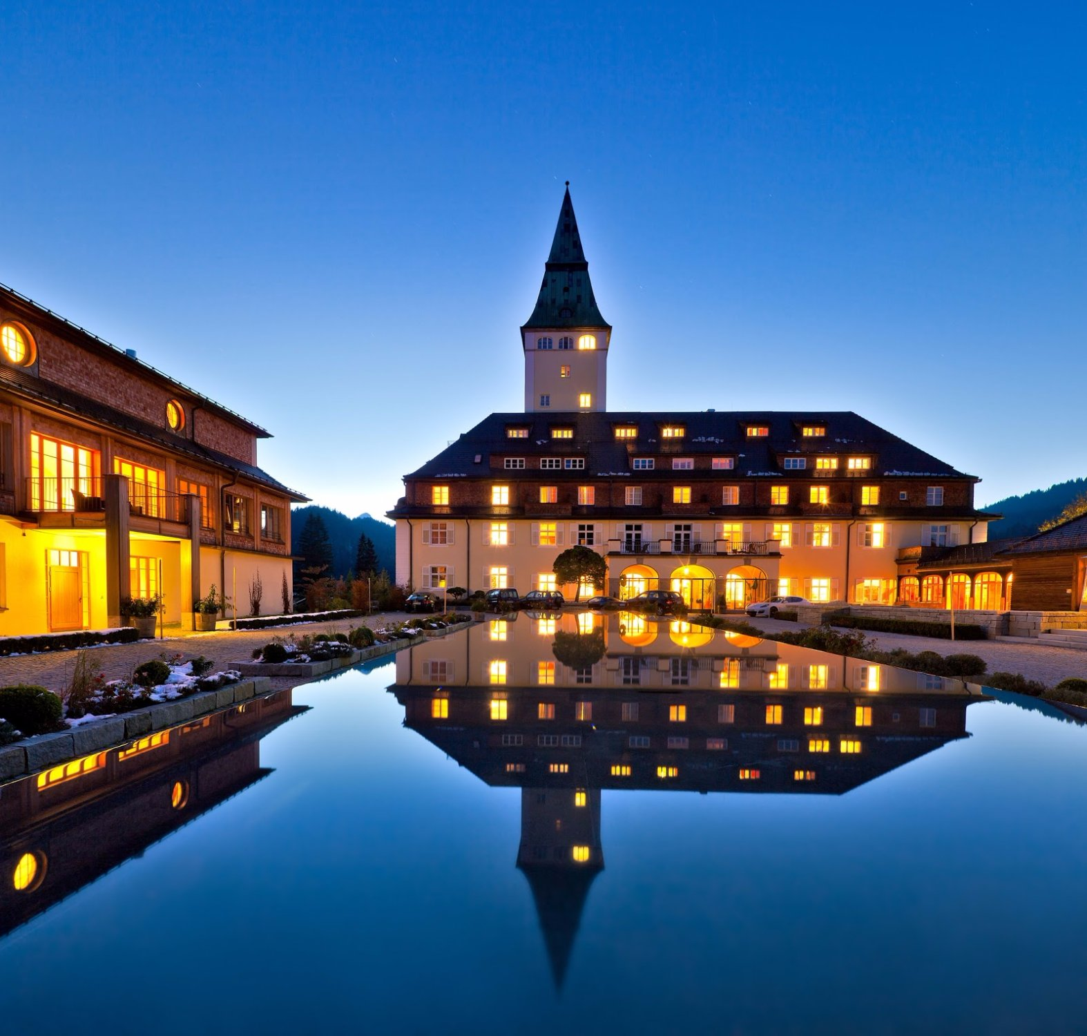 Schloss elmau updated 2017 prices resort reviews for Accolades salon reviews