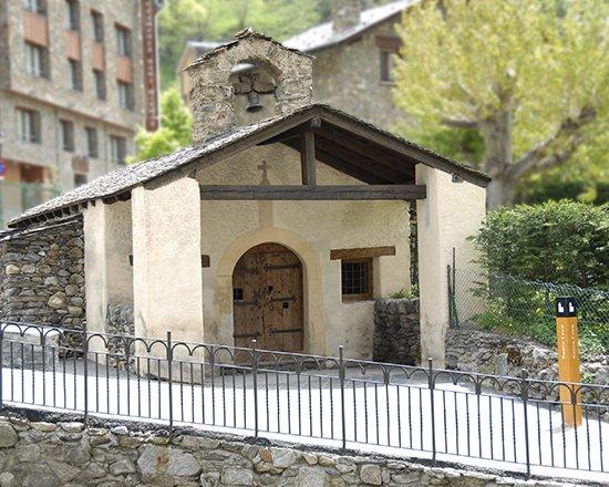 Iglesia de la Santa Creu de Canillo