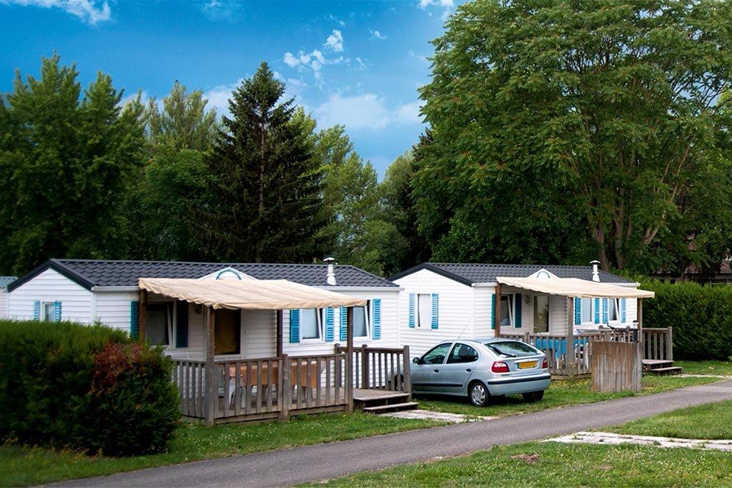 Camping l'Ile du Rhin