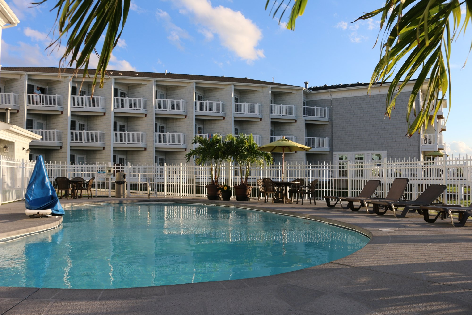 fort Suites Chincoteague Chincoteague Island VA Hotel